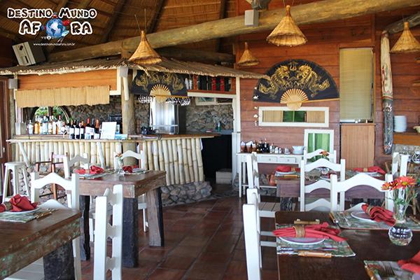 Restaurante Engenho do Mar: tempero marcante e especiaria argentina