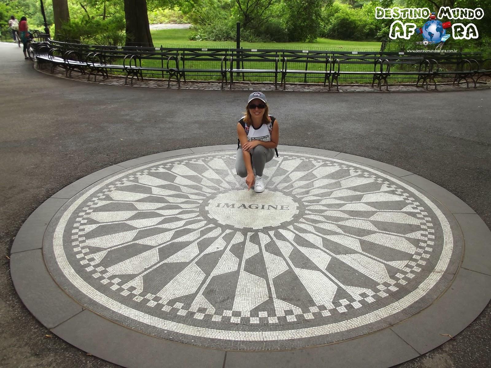 Que tal um passeio pelo Central Park?