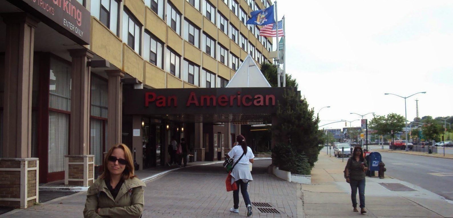 Pan American Hotel, em Nova York