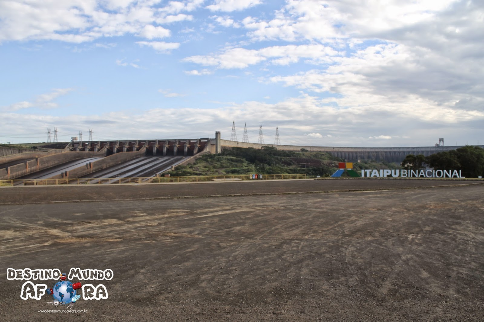 Itaipu Binacional: uma das maiores usinas hidrelétricas do mundo
