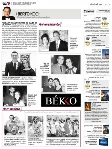 Berto Koch - Lions posse Max