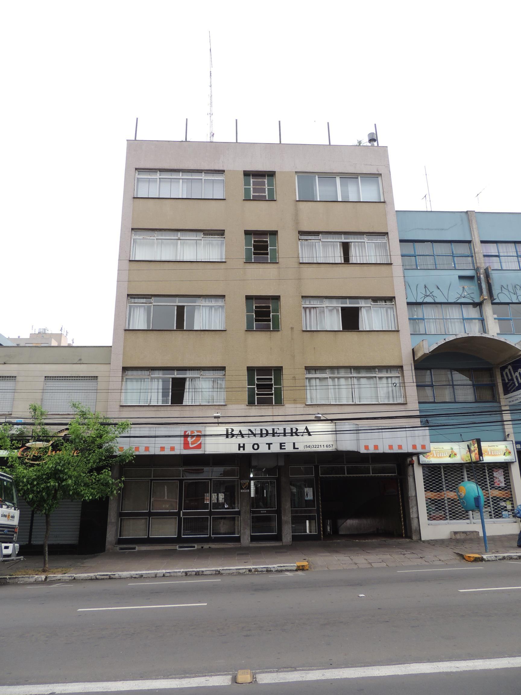 Hotel Bandeira, em Caxias do Sul