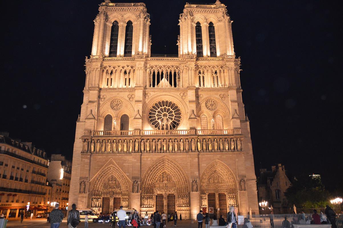 Notre Dame, em Paris