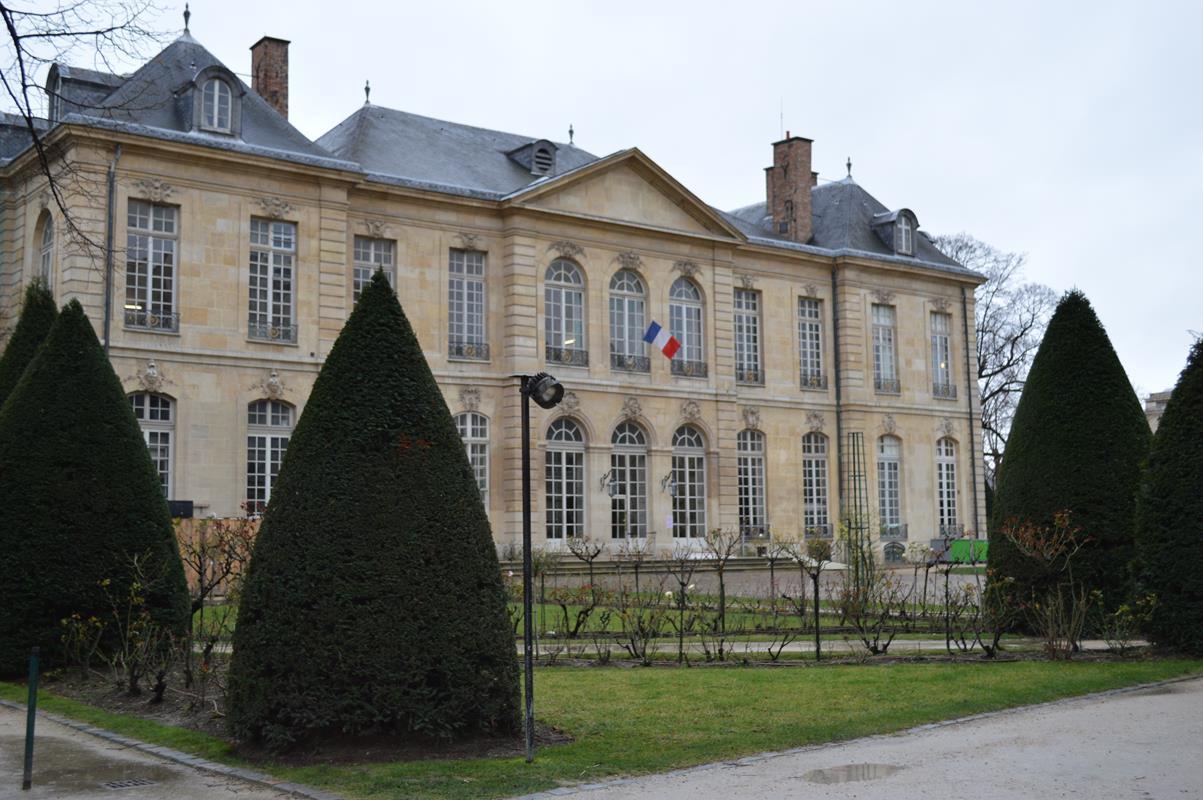 Museu Rodin, em Paris