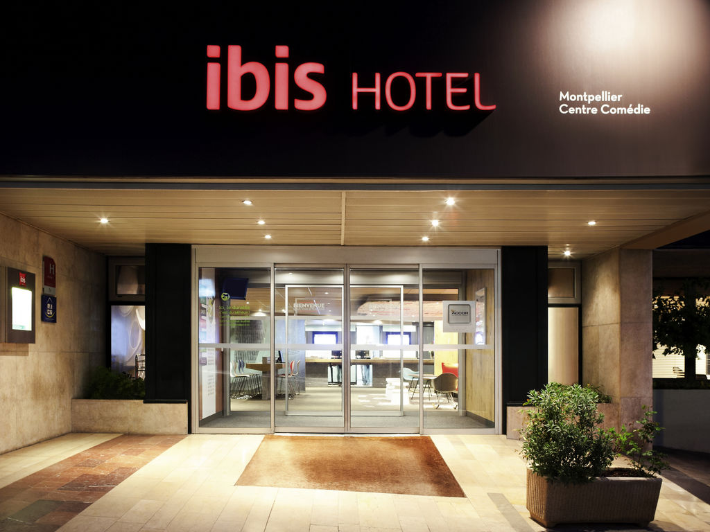 Ibis Montpellier, em Montpellier