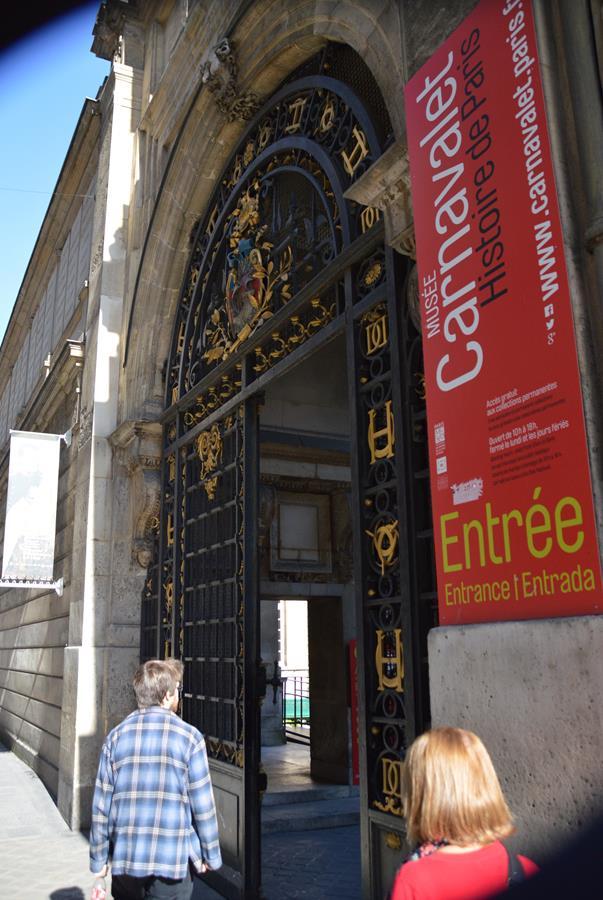 Museu Carnavalet, em Paris