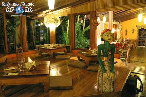 Tigre Asiático Restaurante