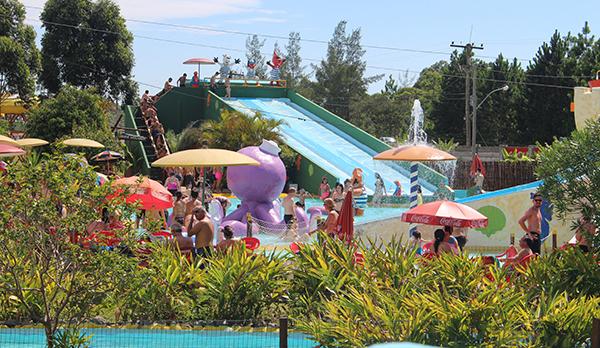 Acqua Lokos, parque aquático em Capão da Canoa