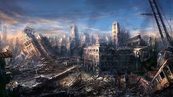 Se o mundo fosse acabar, o que você faria?
