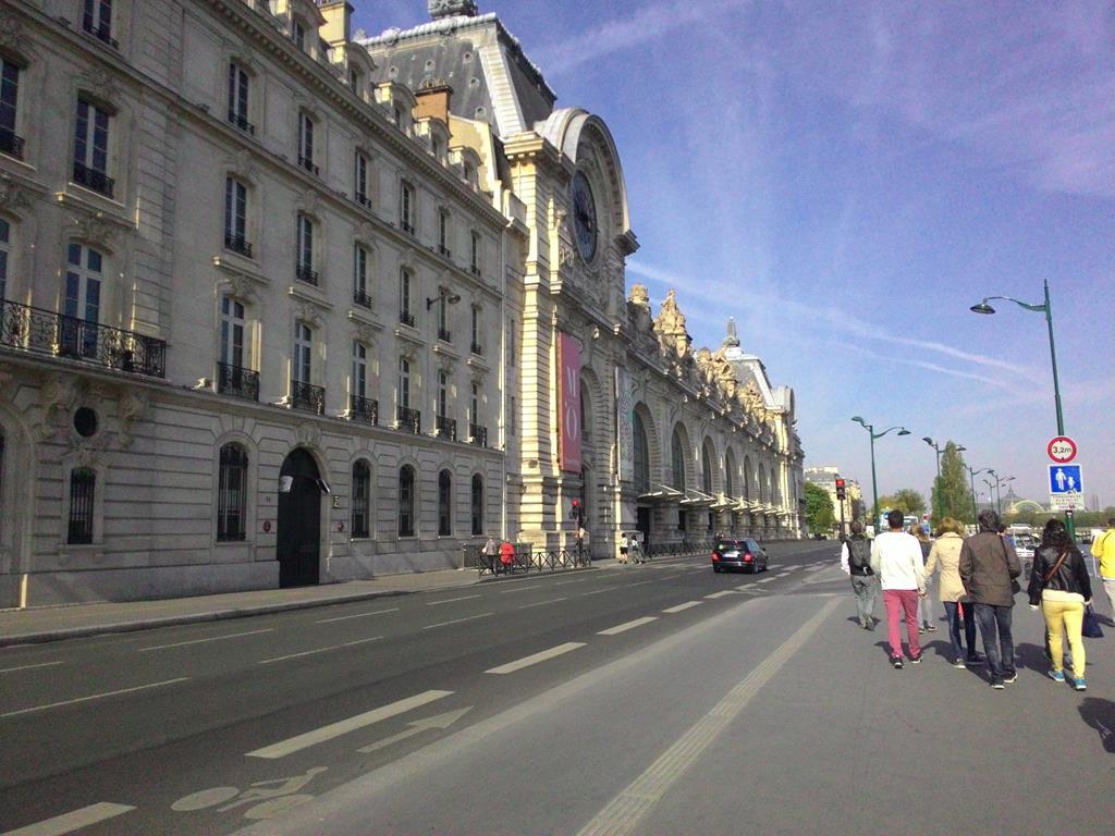 Museu D'Orsay, em Paris