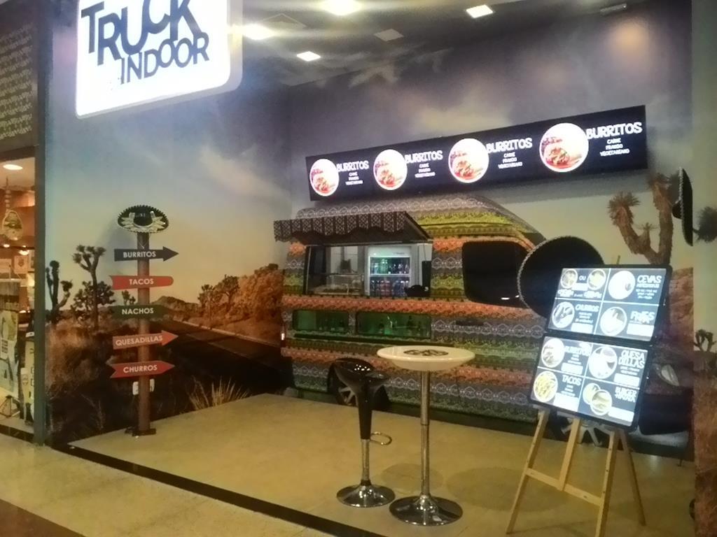 Truck Indoor, em Porto Alegre