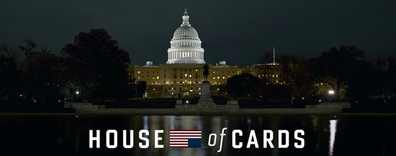 """Lugares que foram cenário de """"House of Cards"""" em Maryland"""
