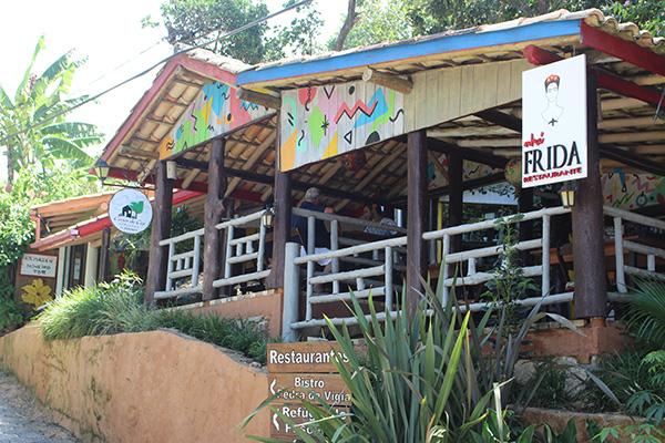 Nhá Frida: charme, boa comida e variedade de drinks