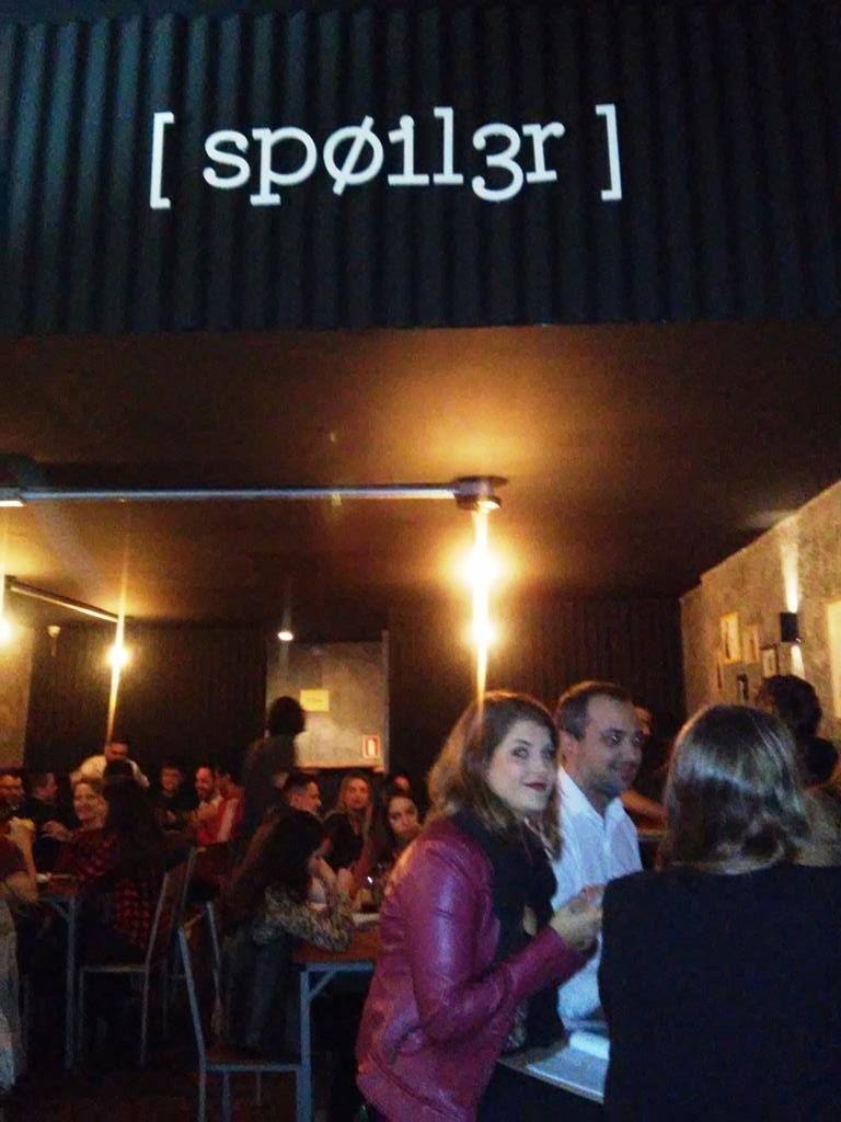 Spoiler Bar, em Porto Alegre