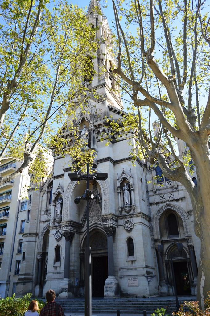 Igreja de St. Perpetue e St. Felicité, em Nimes