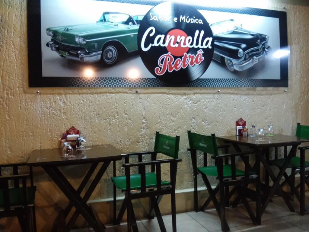 Cannella Retrô, em Canela
