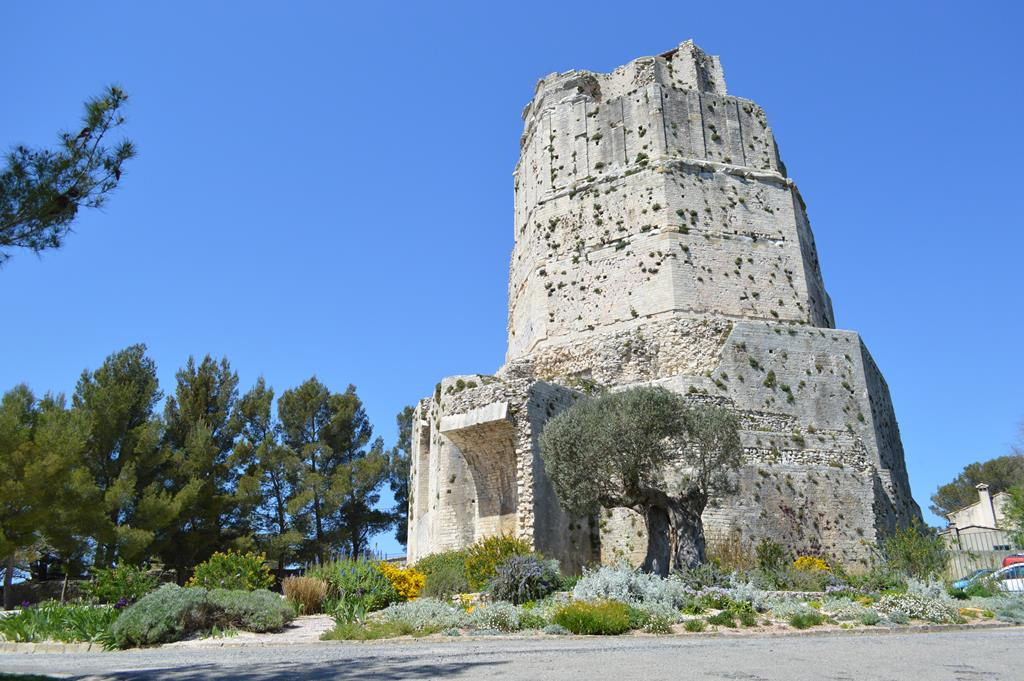 Torre Magna, em Nimes