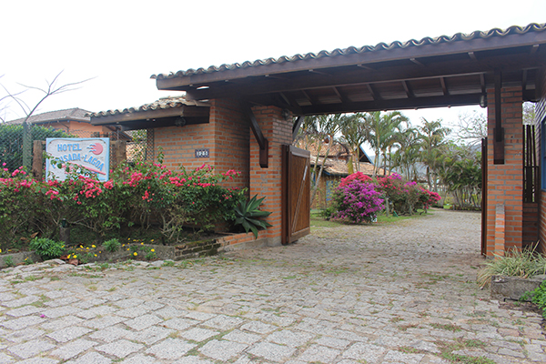 Hotel Pousada da Lagoa, em Garopaba