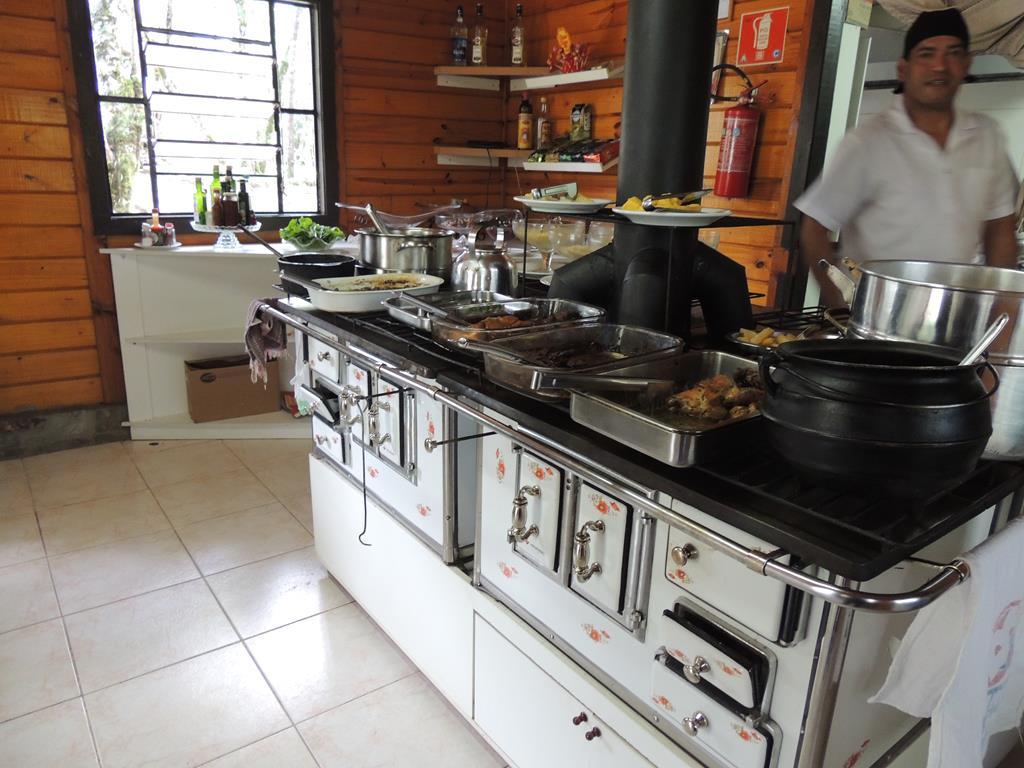 Restaurante Quati, em Canela