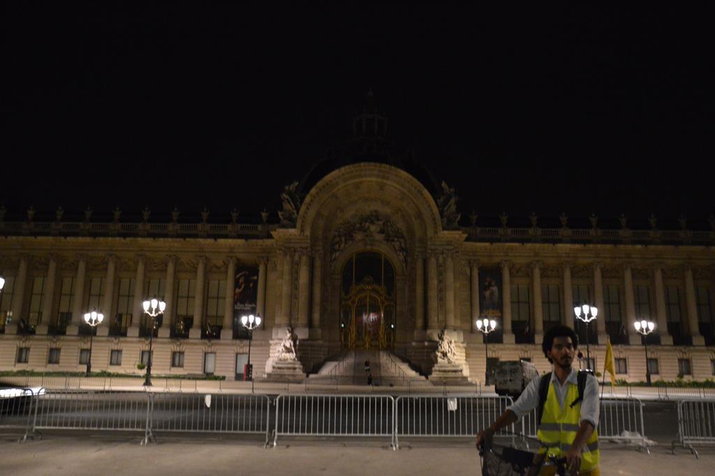 Petit e Grand Palais, em Paris