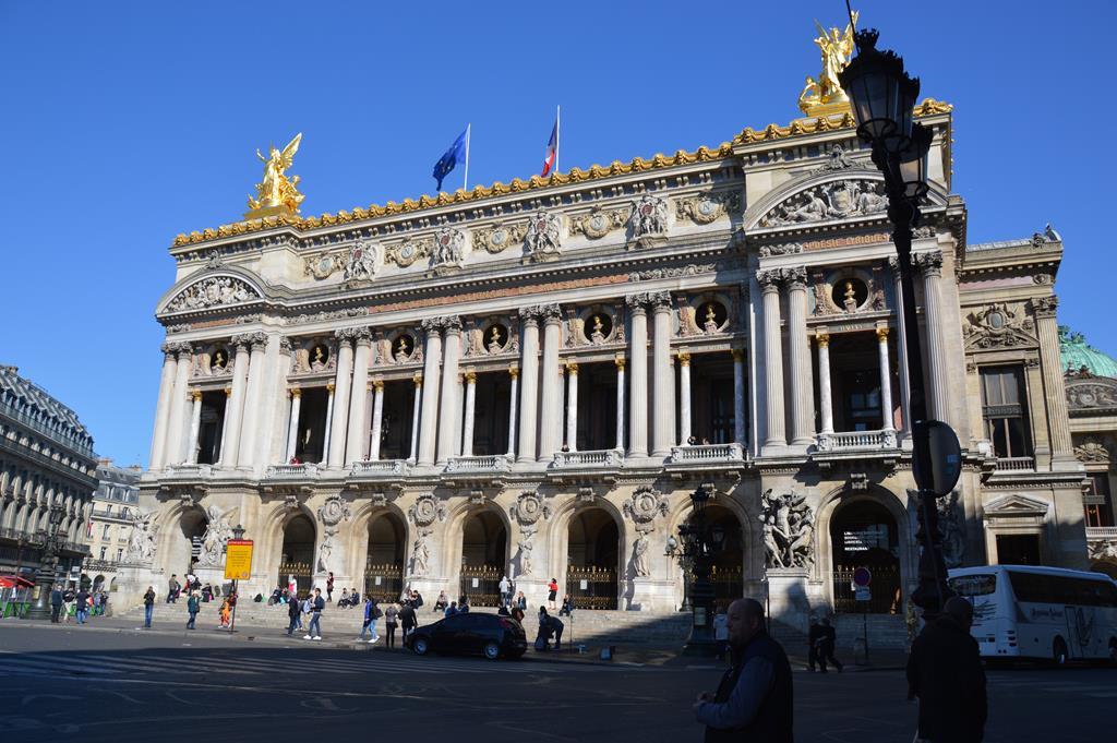 Passeio pela Ópera Garnier, em Paris