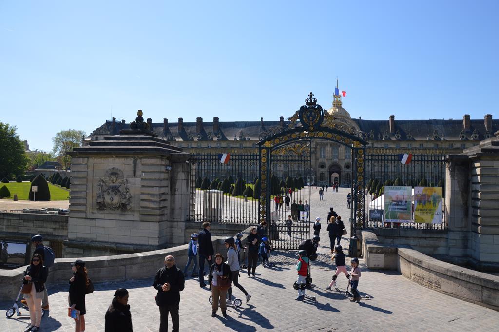 Museu de Armas em Paris
