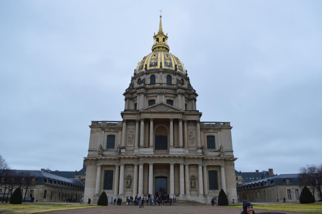 Igreja do Dôme, em Paris