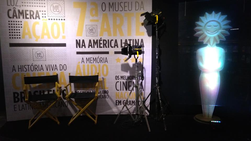 Museu do Festival de Cinema, em Gramado