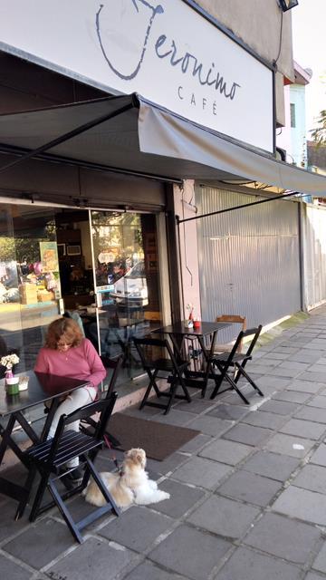 Jerônimo Café, em Porto Alegre