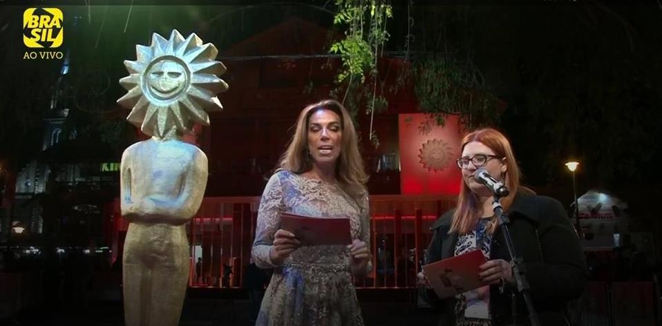 Como é participar da noite de premiações do Festival de Cinema, em Gramado