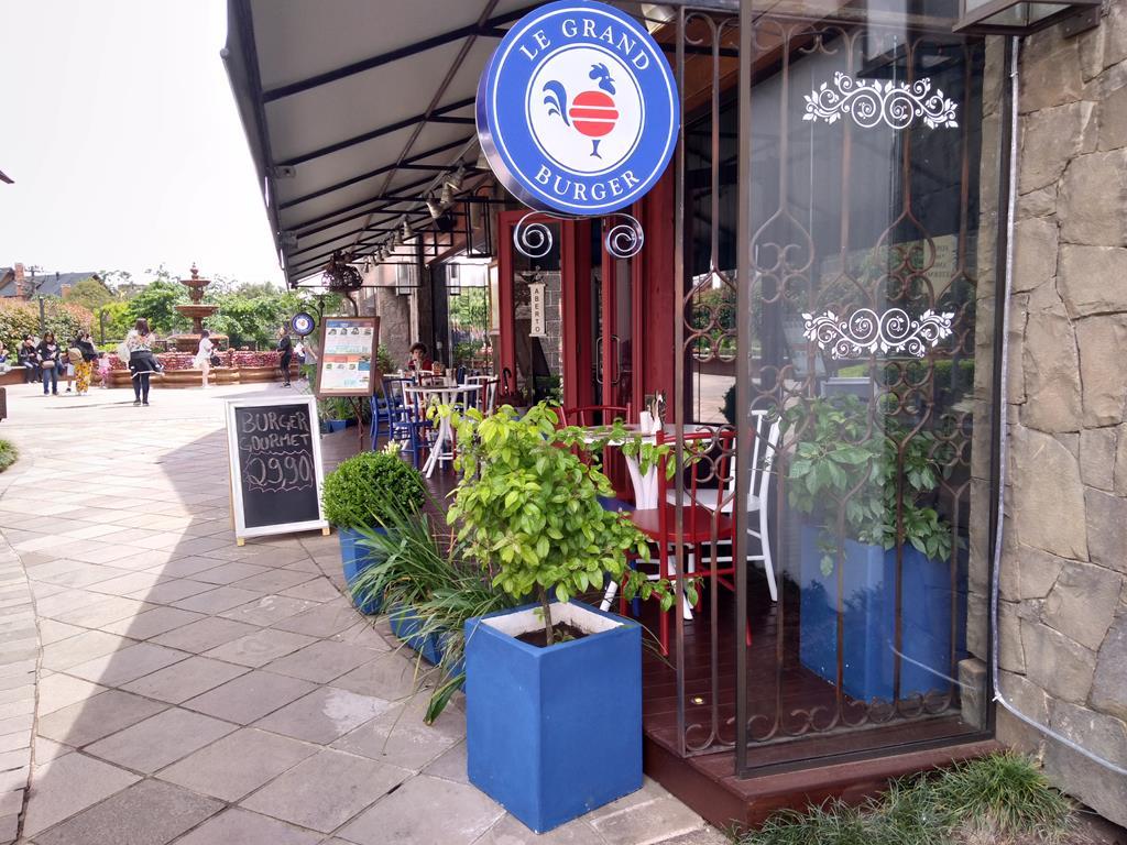 Le Grand Burger, em Gramado