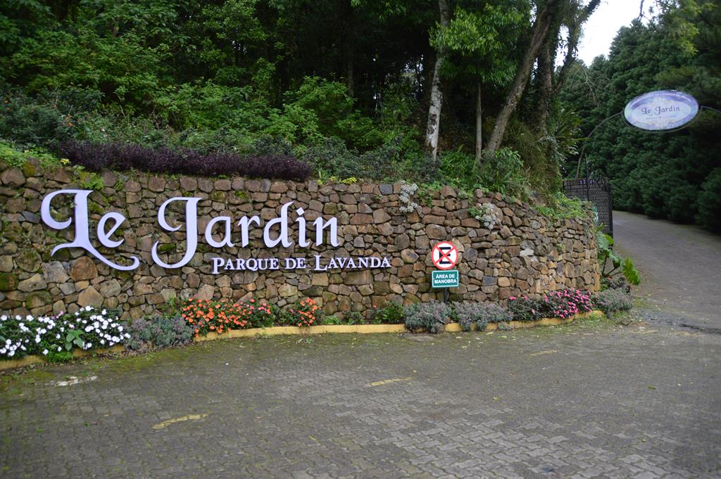 Le Jardim Parque de Lavanda, em Gramado