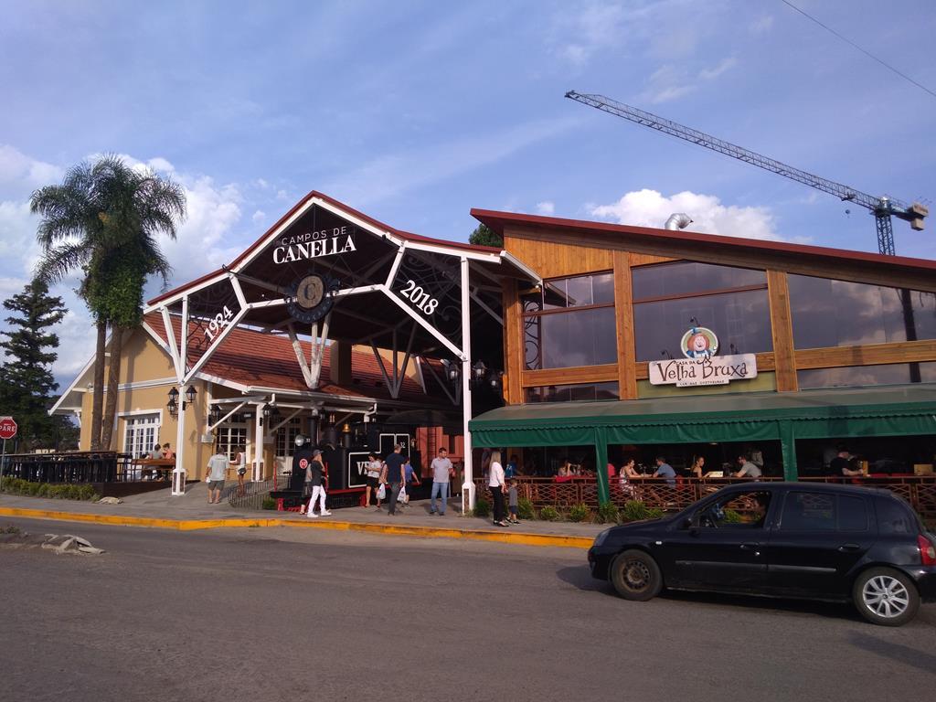 Estação Campos de Canella, em Canela