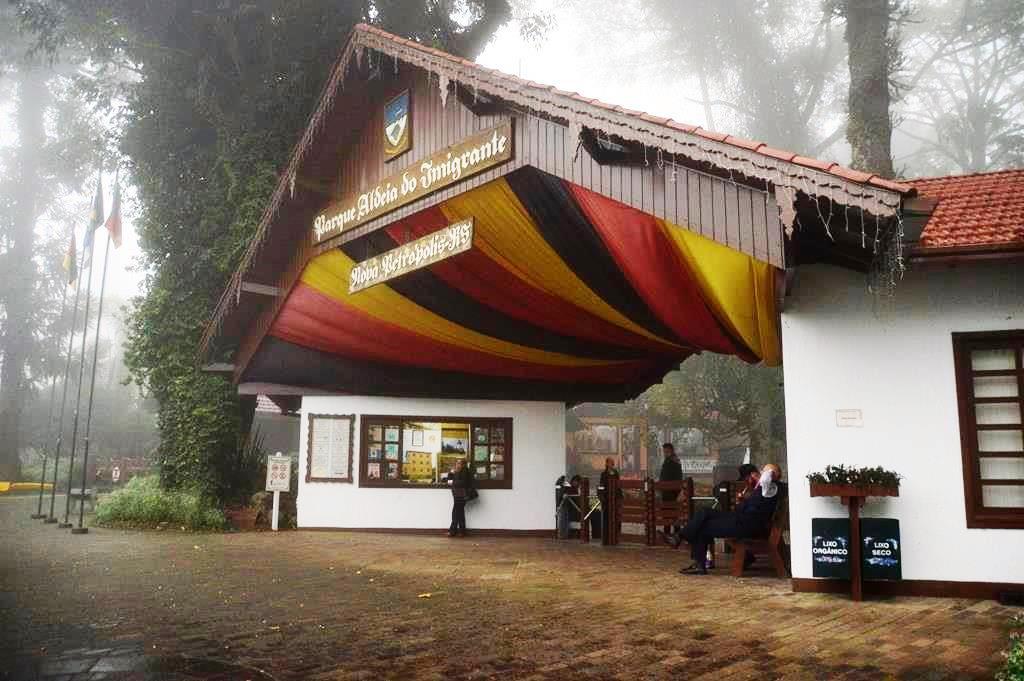 Aldeia do Imigrante em Nova Petrópolis