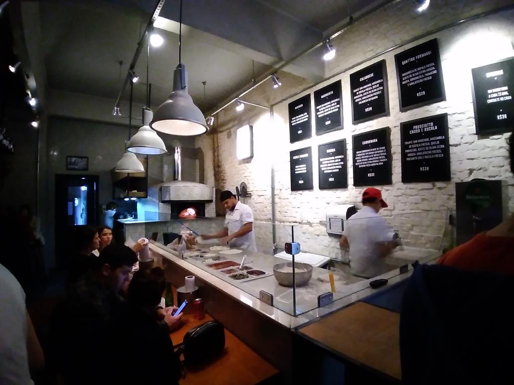Pizzaria Ciao, em Porto Alegre